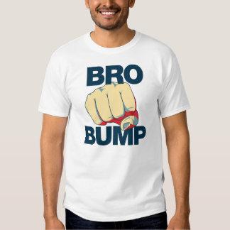 Bro Bump Funny mens T Shirt