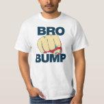 Bro Bump Funny mens T-Shirt