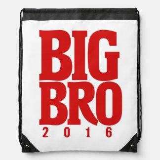 Bro grande a ser hermano mayor 2016 mochila