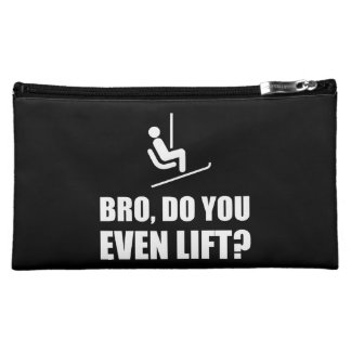 Bro Ski Lift Cosmetic Bag