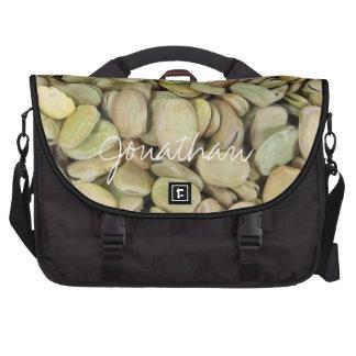 Broad Beans Laptop Bag Template