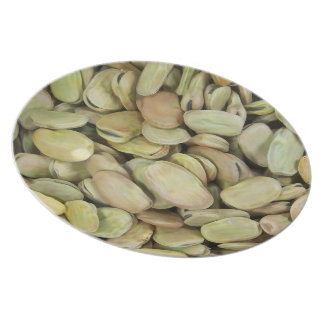 Broad Beans Plate