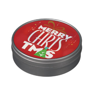 Broad Caramels Jelly Belly™ Holidays Jelly Belly Tin