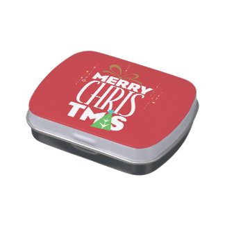 Broad Caramels Jelly Belly™ Nick Love Holidays Jelly Belly Tin