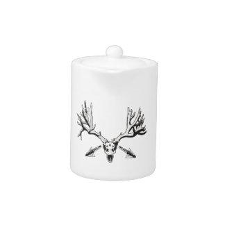 Broad head buck