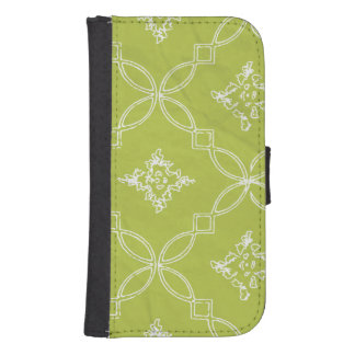 Broad-Minded Ecstatic Accomplish Patient Galaxy S4 Wallet Case