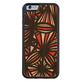 Broad-Minded Remarkable Poised Essential Carved® Cherry iPhone 6 Bumper Case