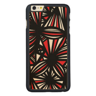 Broad-Minded Remarkable Poised Essential Carved® Maple iPhone 6 Plus Case