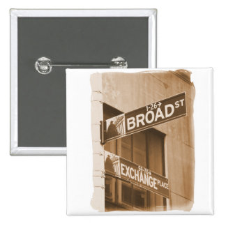 Broad St. Exchange Place Pin