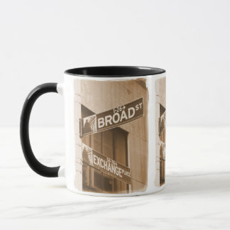 Broad St. Exchange Place Mug
