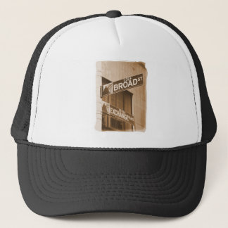 Broad St. Exchange Place Trucker Hat