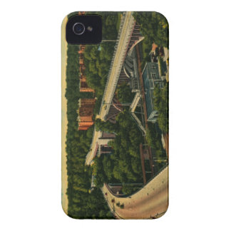 Broad St. Viaduct, Mt. Vernon NY Vintage Case-Mate iPhone 4 Case