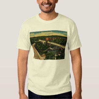 Broad St. Viaduct, Mt. Vernon NY Vintage T Shirt