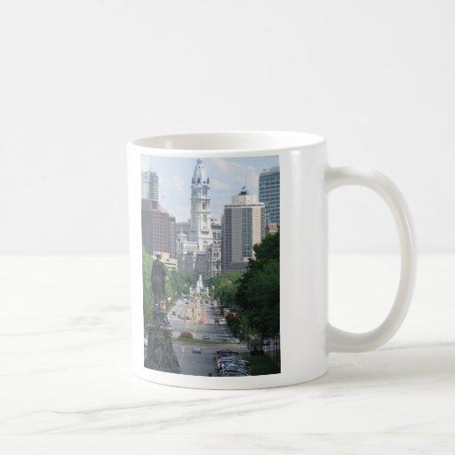 Broad Street - Philadelphia Coffee Mug