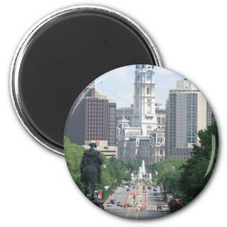 Broad Street - Philadelphia Refrigerator Magnets