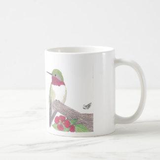 Broad-tailed Hummingbird Coffee Mug