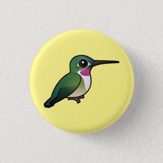 Broad-tailed Hummingbird Pinback Button