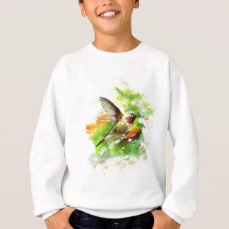 Broad tailed Hummingbird Sweatshirt