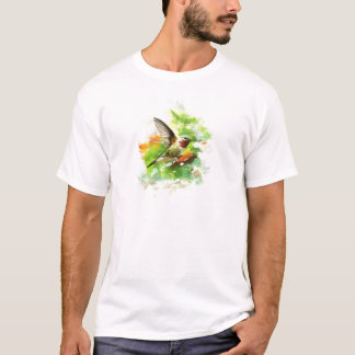 Broad tailed Hummingbird T-Shirt