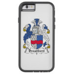 Broadbent Family Crest Tough Xtreme iPhone 6 Case
