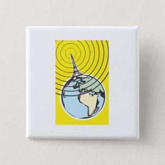 Broadcast Earth Button
