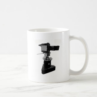 Broadcast TV Camera from 1970's or 1980's Coffee Mug
