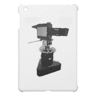 Broadcast TV Camera from 1970's or 1980's iPad Mini Cases