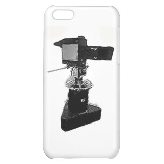 Broadcast TV Camera from 1970's or 1980's iPhone 5C Case