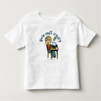 Broadcaster (Blonde) Toddler T-shirt