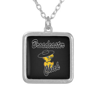 Broadcaster Chick #4 Pendant