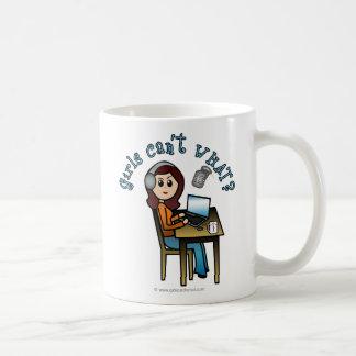 Broadcaster (Light) Coffee Mug
