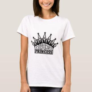 broadhead princess black T-Shirt