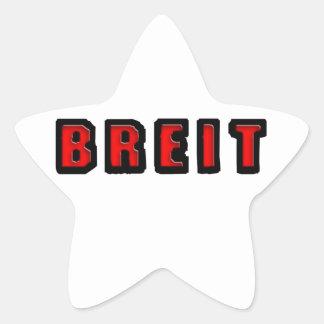 broadly star sticker