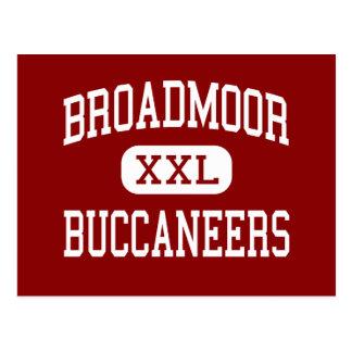Broadmoor - Buccaneers - altos - Baton Rouge Postales