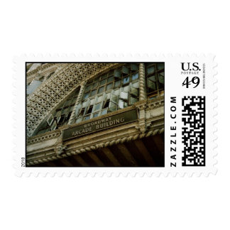Broadway Arcade Building- Los Angeles Postage