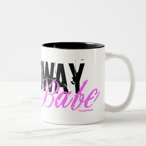 Broadway Babe Coffee Mugs