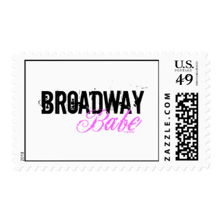 Broadway Babe Postage