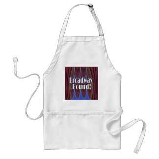 Broadway Bound! Adult Apron