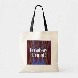Broadway Bound! Canvas Bag