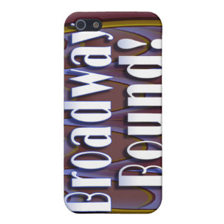 Broadway Bound! Cover For iPhone SE/5/5s