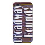 Broadway Bound! Covers For iPhone 5