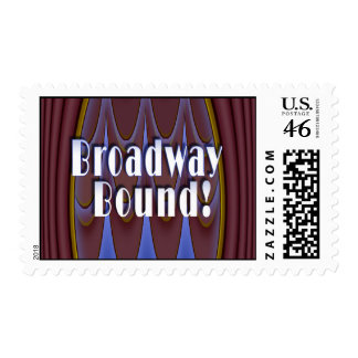 Broadway Bound! Stamps