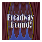Broadway Bound! Poster