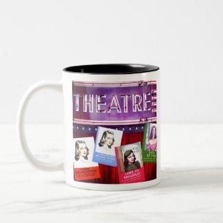 Broadway Bound! Two-Tone Coffee Mug