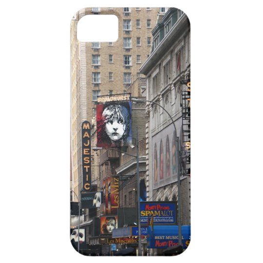Broadway Color Iphone iPhone SE/5/5s Case
