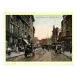Broadway del norte, Yonkers, vintage de Nueva York Postal