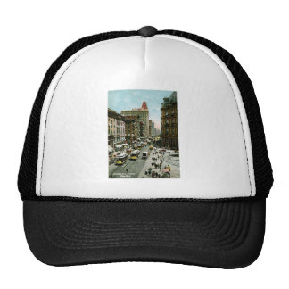 Broadway from St. Pauls, New York Trucker Hat