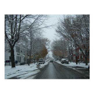 Broadway Hanover PA Photo Postcard