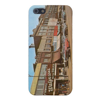 Broadway in Gary IN mid-century iPhone 5 Case