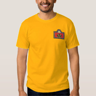 Broadway Logo Embroidered T-Shirt